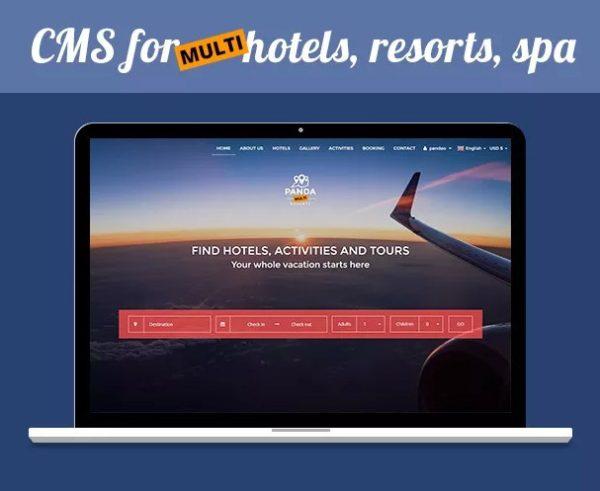 Script Reservas Multihoteis 2017 Hotel Pousada Resort