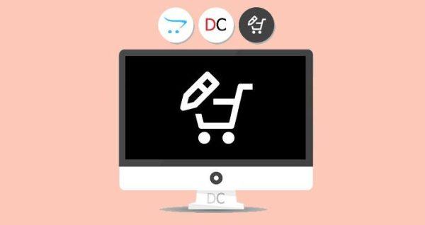 Módulo Opencart Editar Opções do Produto no Carrinho