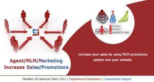 Módulo Opencart Marketing Multinível