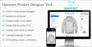 Módulo Opencart Personalização de Produtos online opencart 2x