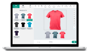 Módulo Opencart Personalizar Produtos Camisetas, Bonés, Canecas, Cartões