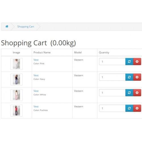 Módulo Opencart Product Image Pro 2