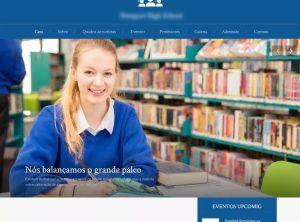 Script Gerenciador Escola + Site Full 2019 Em Português