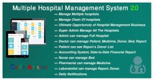 Script Multi-Hospital Gerenciamento de Hospitais