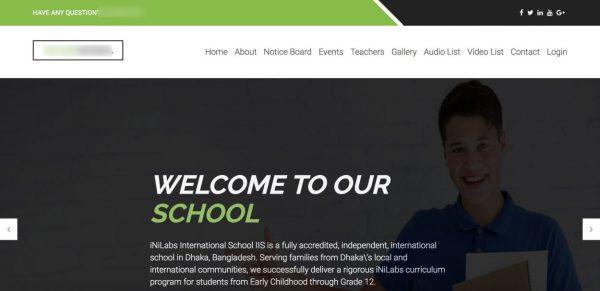 Script Gerenciador de Escolas Completo php