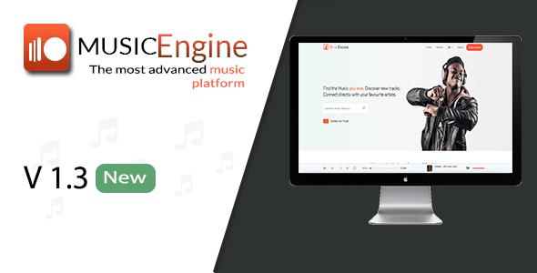 Script Plataforma de compartilhamento de músicas completo BR