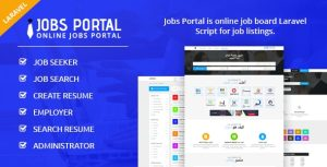 Script Site de empregos Portal de empregos completo com admin