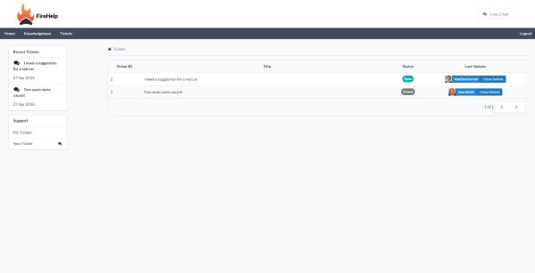 Script suporte online com atendimento online e tickets com admin