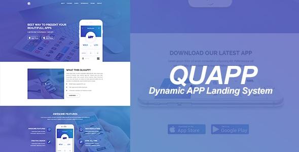 Script Site Administrável Landing Page app responsivo
